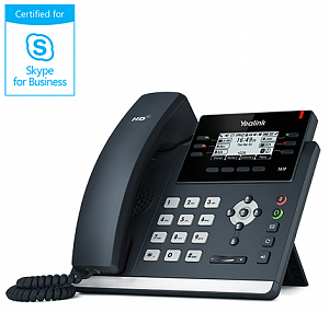 Yealink SIP-T41P для Skype for Business