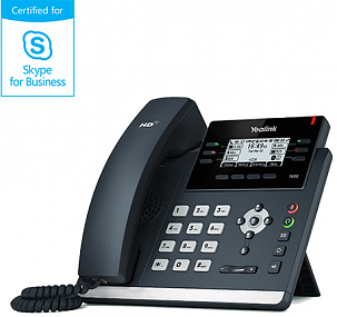 Yealink SIP-T42S для Skype for Business